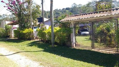 Chácara Residencial À Venda, Estância Tijuco Preto, Suzano. - Ch0031