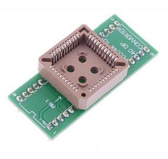 Adaptador Plcc44 Para Dip40 Socket