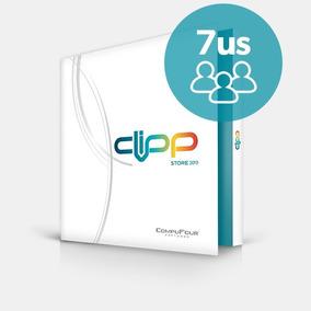 Sistema Clipp Store 2019 Original 7 Usuários