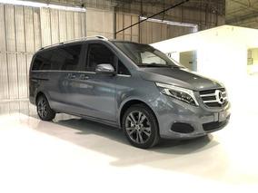 Mercedes-benz V250 Avantgarde, Modelo 2019,blindada N3