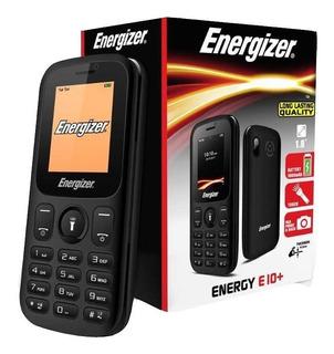 Teléfono Económico Barato Energizer E10 Tienda Fisica