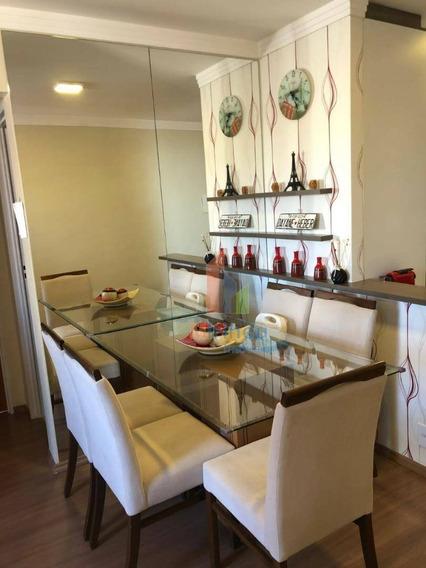 Apartamento Com 2 Dormitórios À Venda, 50 M² Por R$ 200.000 - Hortolândia/sp - Ap0193