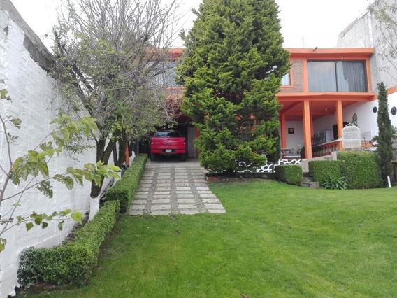 Casa En Venta, San Miguel Ajusco, Tlalpan