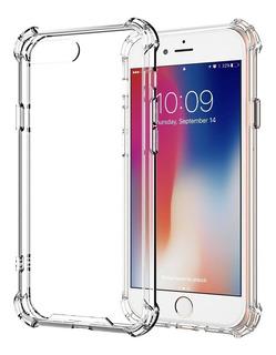 Funda Case Tpu Reforzada Anti Caídas iPhone 7 7 Plus 8 Plus