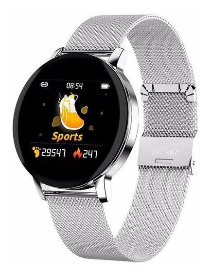 Smartwatch Relógio Celular Inteligente Whats Km Batimentos