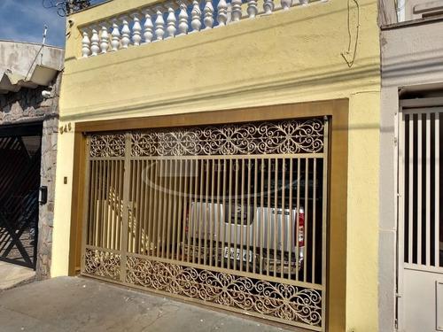 Sobrado Para Venda Nos Campos Eliseos, 3 Dormitorios Sendo 1 Suite Em 114 M2 De Area Construida - Ca01456 - 68414619