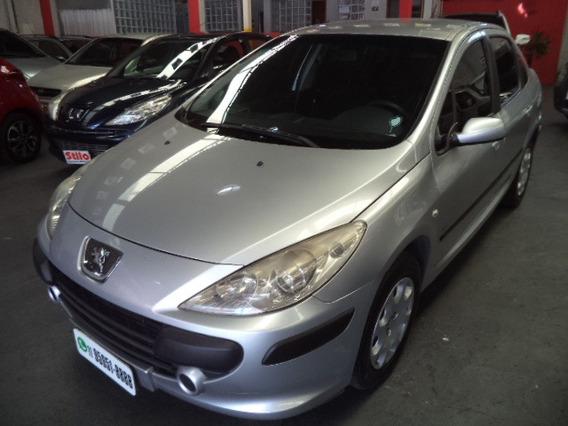 307 Sedan Presence 1.6 Flex 2010 Prata Completo Confira !!