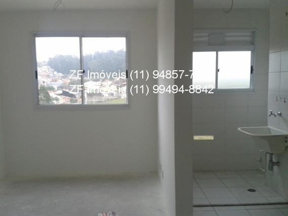 Apartamento A Venda, Cambuci, Centro, São Paulo, 2 Dormitorios, Minha Casa Minha Vida - Ap02270 - 4537906