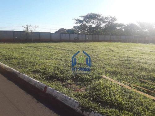 Terreno À Venda, 752 M² Por R$ 400.000,00 - Condomínio Recanto Do Lago - São José Do Rio Preto/sp - Te1506