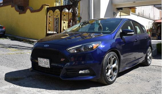 Ford Focus St Turbo 2017