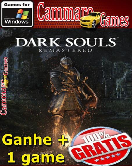 Dark Souls Remastered Em Pt-br + 3 Games