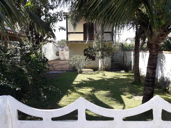 Casa Residencia, 100 M. Do Mar, Com Piscina, Ref. C1642 S