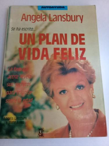 Imagen 1 de 1 de Se Ha Escrito Un Plan De Vida Feliz.ángela Lansbury (actriz)