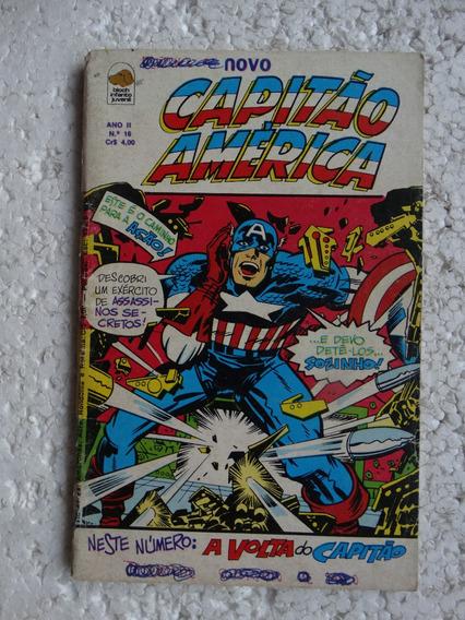 Capitão América Nº 16! Bloch Ago 1976