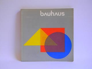 Bauhaus Catálogo Exposición 50 Años Ilustrado