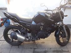 Yamaha Fz 16 Naked + Casco Ls2 Y Traba/candado U