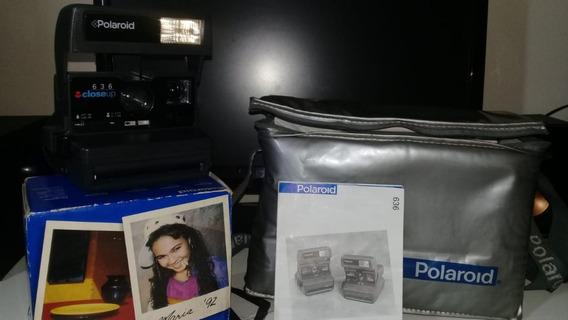 Polaroid Com Todos Os Acessórios