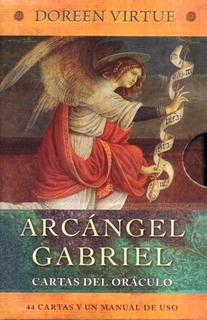 Oráculo Del Arcángel Gabriel 44 Cartas + Guía- Doreen Virtue