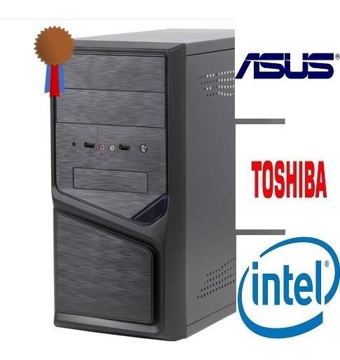 Computador Basic- J 1800 Celeron Dual Core Integrado- 4gb D