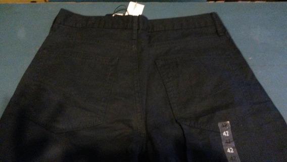 Pantalon Newport Talle 42 Azul Nuevo!