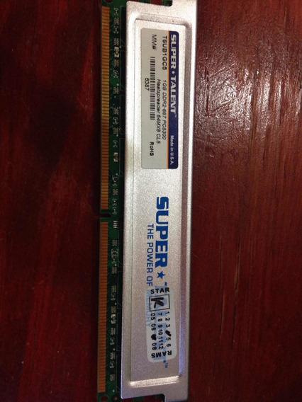 Memoria Ddr 2 667 Mhz 1 Gb