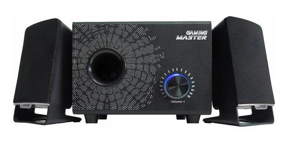 Subwoofer Gamer 2.1 16w Ss-a200 K-mex