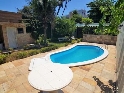 Casa Com 5 Dormitórios À Venda, 180 M² Por R$ 580.000 - Praia Da Enseada - Guarujá/sp - Ca0298