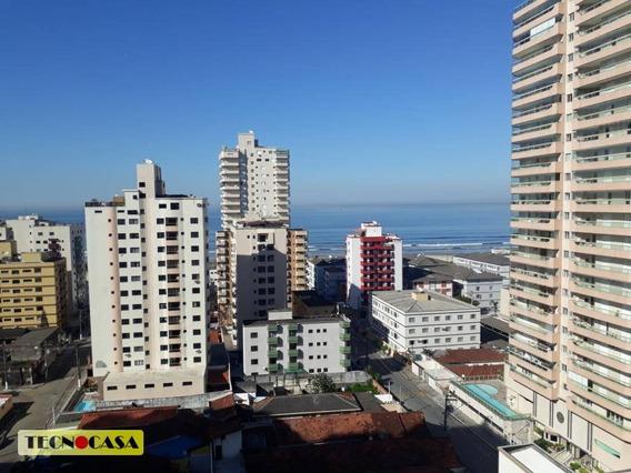 50m Da Praia. Lindo Apartamento Com 117 M² De Área Útil Para Venda Contendo 03 Dormitórios Sendo 03 Suítes. - Ap5894