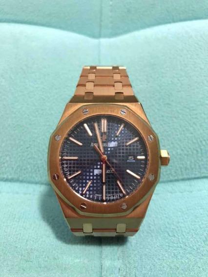 Relógio Audemars Piquet Royal Oak Dourado