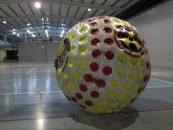 Pelotas Zorbball 2 Nuevas 5 Usadas Perimetral Inflable Todo