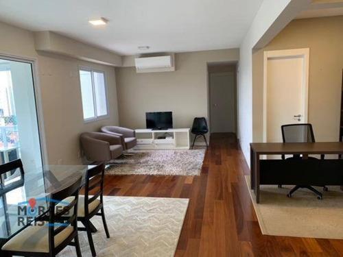 Alugo Apartamento 3 Suites - Metrô Brooklin - Ap16085