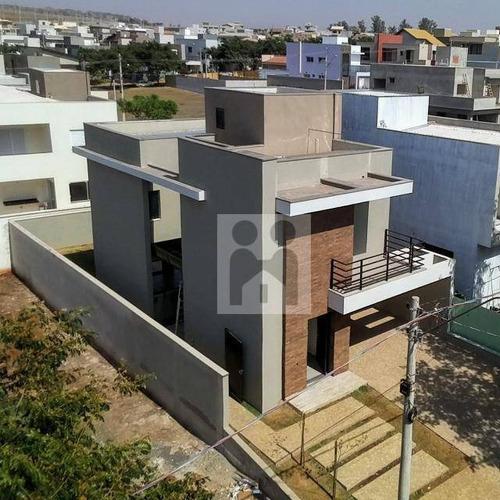 Imagem 1 de 13 de Casa Com 3 Dormitórios À Venda, 3 Suites183 M² Por R$ 850.000 - Condomínio Buona Vita - Ribeirão Preto/sp - Ca0881