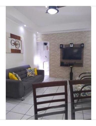 Casa Em Parque São Vicente, São Vicente/sp De 98m² 2 Quartos À Venda Por R$ 243.000,00 - Ca609139