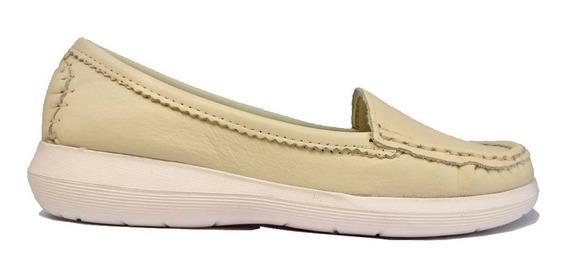 Mocasines Liotta Zapatos Cuero Livianos Confort Rimini