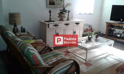 Sobrado Residencial À Venda, Cidade Dutra, São Paulo. - So1935