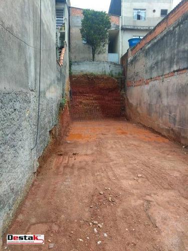 Terreno,bairro Guarani,132 Metros! - Te0256