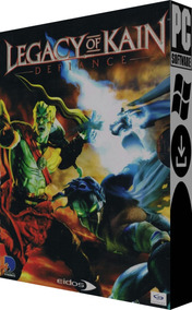 Legacy Of Kain: Defiance - Pc - Digital
