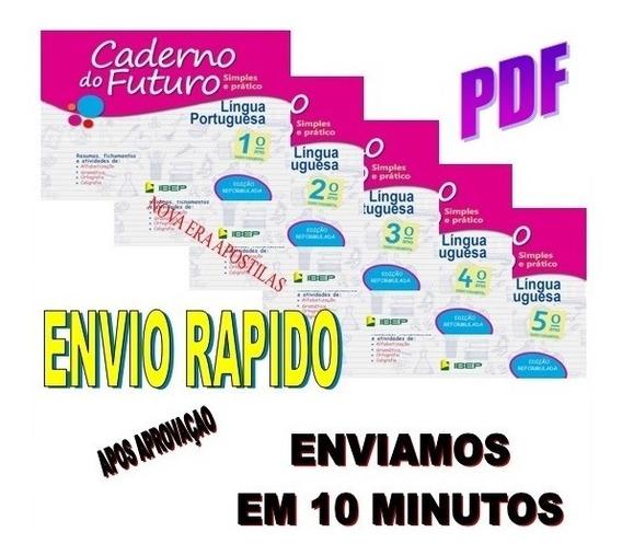 Caderno Do Futuro - Portugues 1 Ao 5 Ano Do Aluno