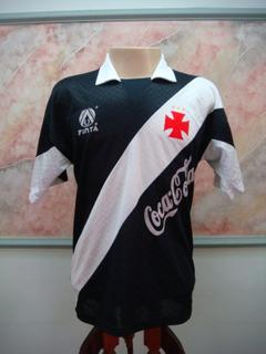 Camisa Futebol Vasco Rio Janeiro Finta Jogo Bebeto 1737