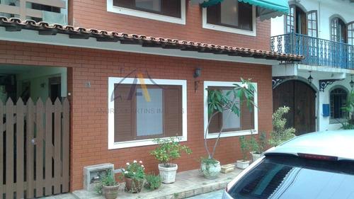 Casa A Venda No Bairro Braga Em Cabo Frio - Rj.  - Cc3087-1