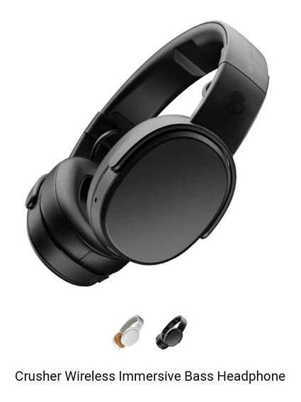 Fone Skullcandy Crusher Wireless