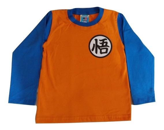 Remera Dragon Ball Z Goku