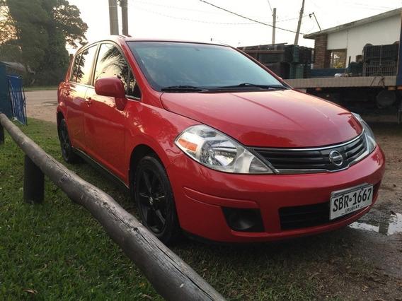 Nissan Tiida 1.8 Full Automático
