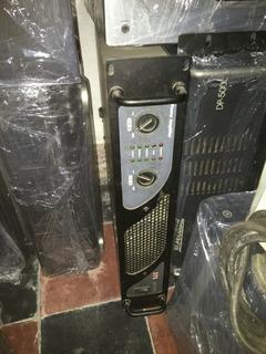 Potencia Amplificador Sts Lt-2000 (2000w@2) Usado / La Plata