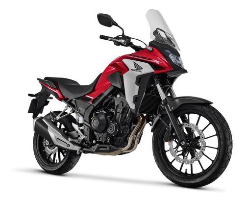 Imagem 1 de 3 de Honda Cb 500x 2022 - Vermelho