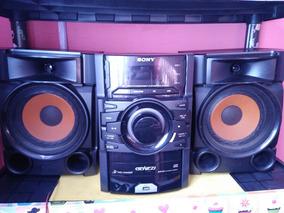 Aparelho De Som Rádio Cd Sony