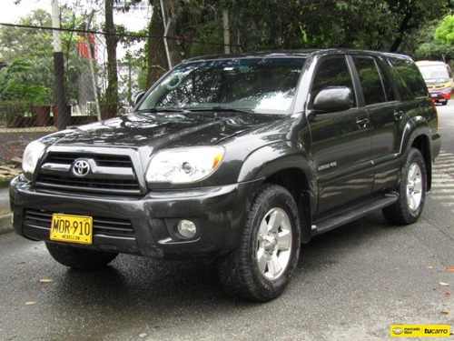 Toyota 4runner Limited 4000 Cc At 4x4