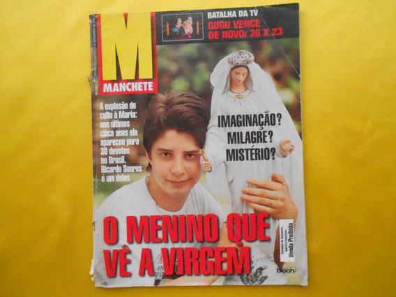 Revista Manchete Nº 2.378- 01 De Novembro 1997