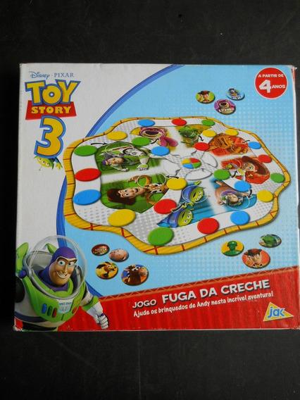 Jogo Fuga Da Creche - Toy Story 3 - Jak - Completo
