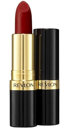 Labial Revlon Super Lustrous- Tono Really Red